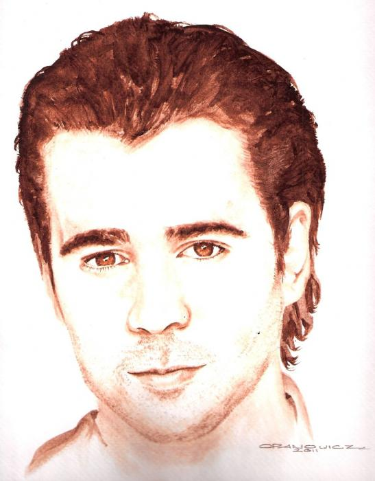 Colin Farrell par richardkarl